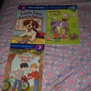 3rd grader books